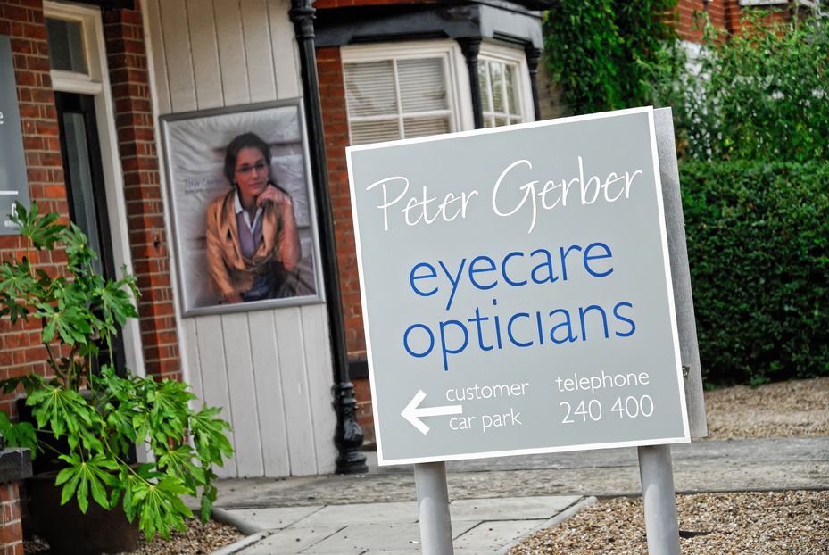 Eyecare Opticians practice premises