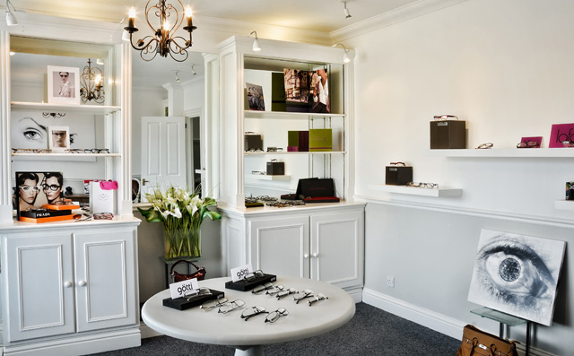 Eyecare Opticians offer complimentary styling consultations